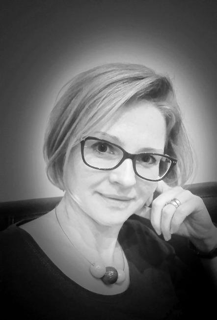 Aneta Krasińska Autorka