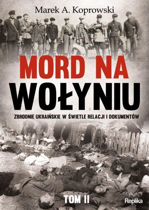 Mord na Wołyniu tom 2