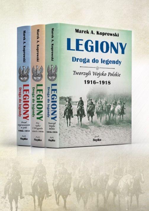 Legiony okładka www