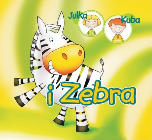 Julka, Kuba i Zebra