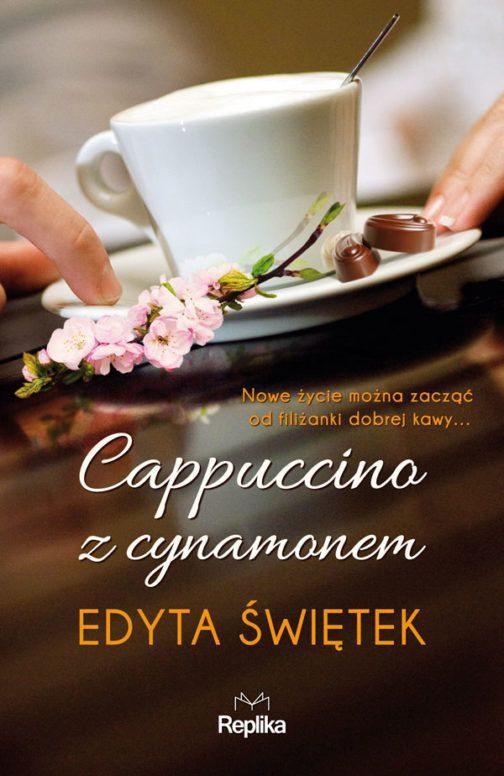 Cappuccino Z Cynamonem Wydawnictwo Replika