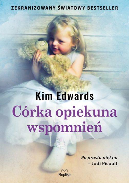 Córka opiekuna wspomnień - Wydawnictwo Replika