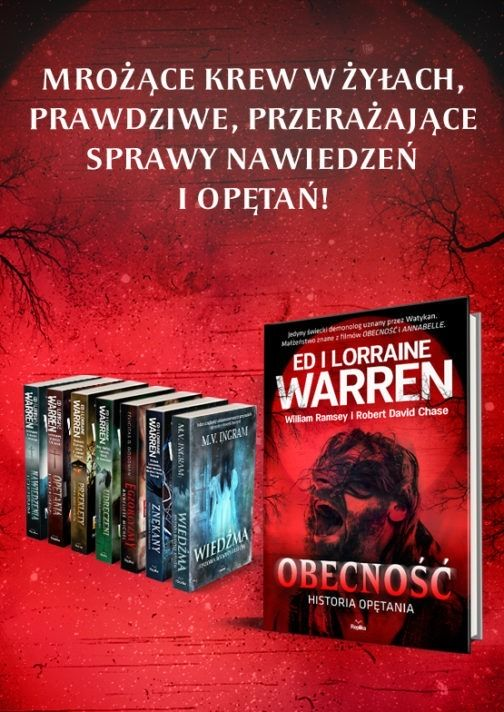 Warrenowie i Obecnośc pakiety okładka www